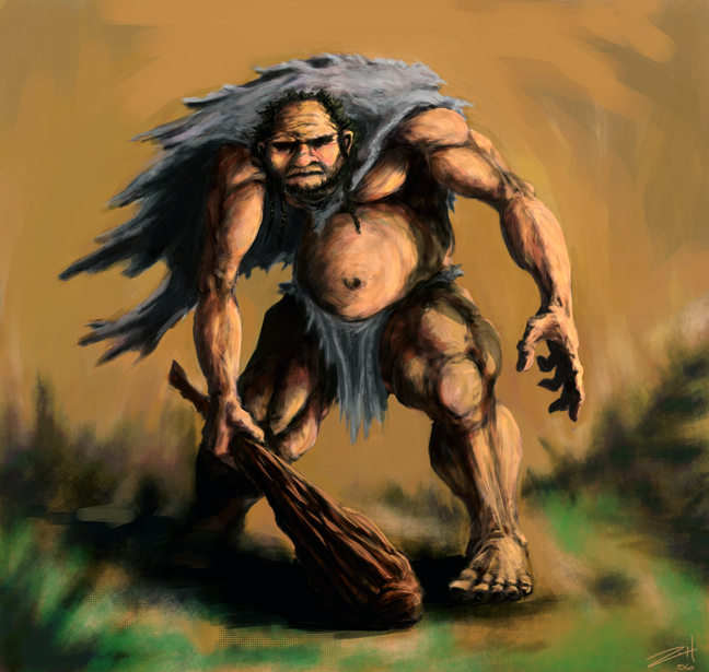 CHOW #011 - Thog the Mastadon Slayer